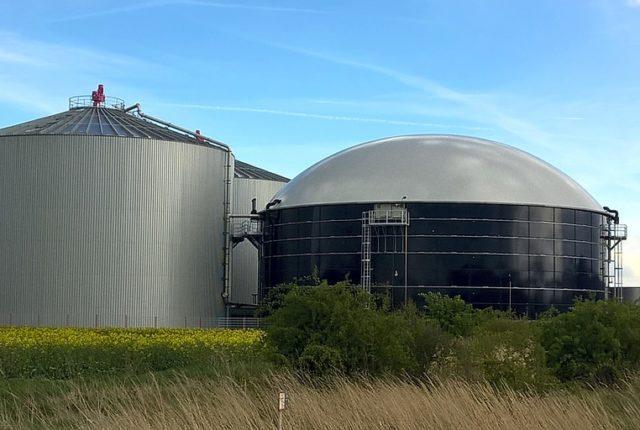 Biogaz produkcja
