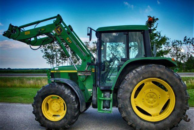 Nowoczesne technologie w rolnictwie