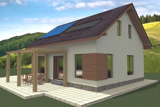 Budowa pasywnego domu