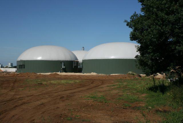 Biogazownia działanie