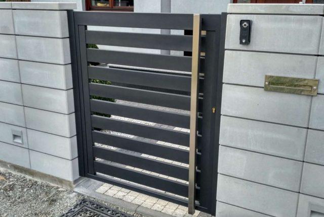 Nowoczesne ogrodzenia aluminiowe zalety